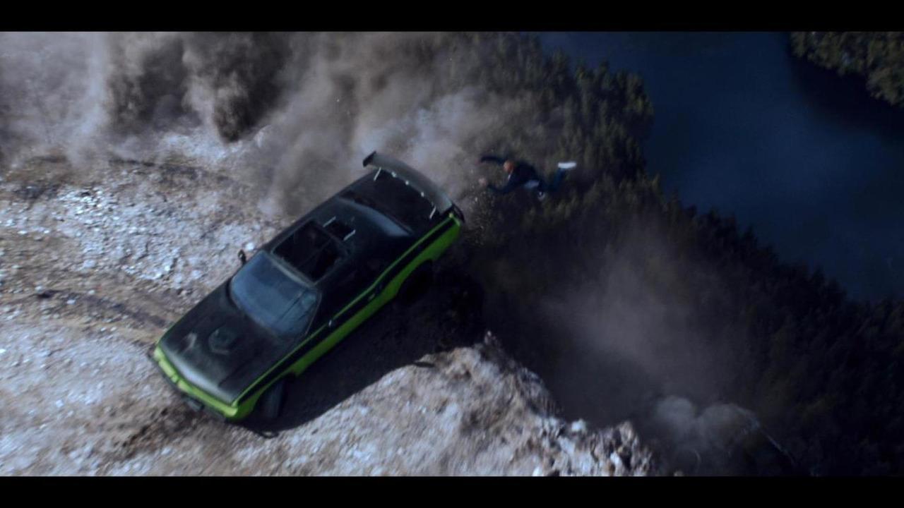 Dodge in Fast & Furious 7