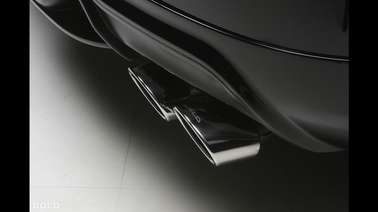 Wald Nissan G37 Black Bison Edition