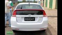 Na pista: Detalhes e impressões ao dirigir o hídrido Honda Insight