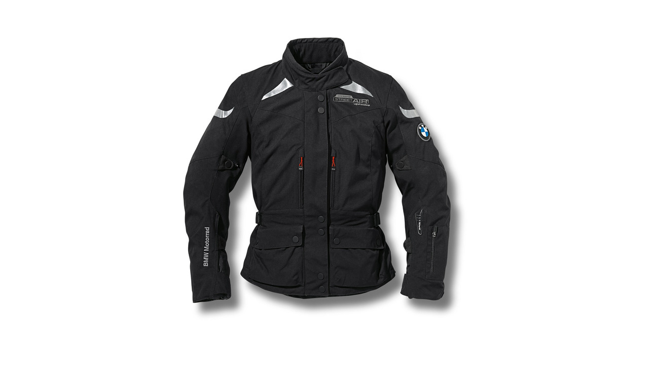 BMW airbag jacket