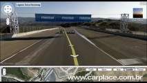 Laguna Seca é o primeiro autódromo do mundo disponível no Google Street View