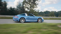 Porsche Exclusive adds vintage flair to special edition 911 Targa
