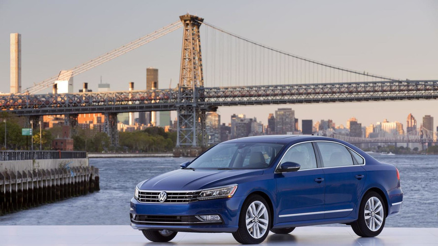 Volkswagen's US sales down by almost 25% in November