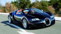 Watch the Bugatti Veyron 16.4 Grand Sport Vitesse in action [video]