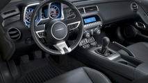 2010 Chevy Camaro Production Car
