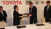 BMW and TMC sign Memorandum of Understanding  01.12.2011