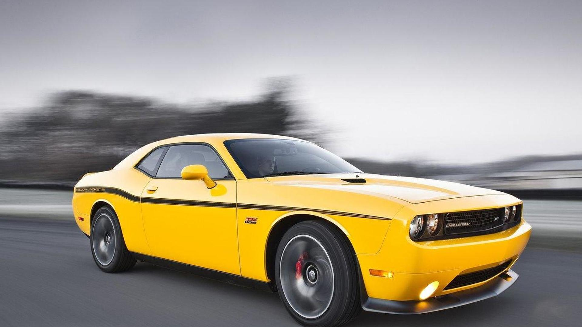 SRT Barracuda to be sold alongside the Dodge Challenger - report