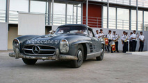 Greek city auctions off a 1960 Mercedes 300 SL