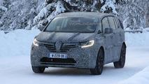 2015 Renault Espace spy photo