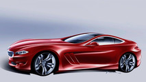 BMW 9-Series GT rendered [video]
