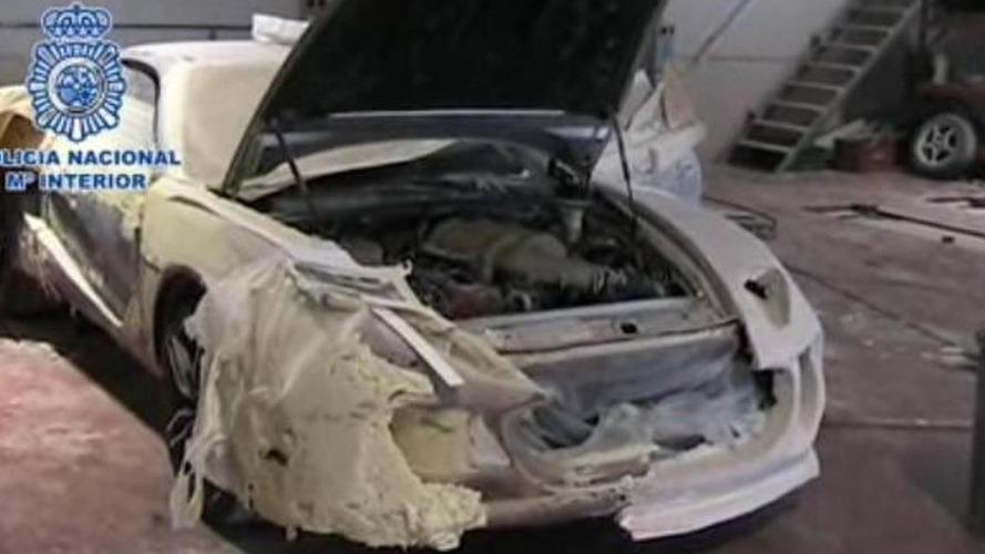 Ferrari slams replica makers following the arrest of 8 people in Spain [video]