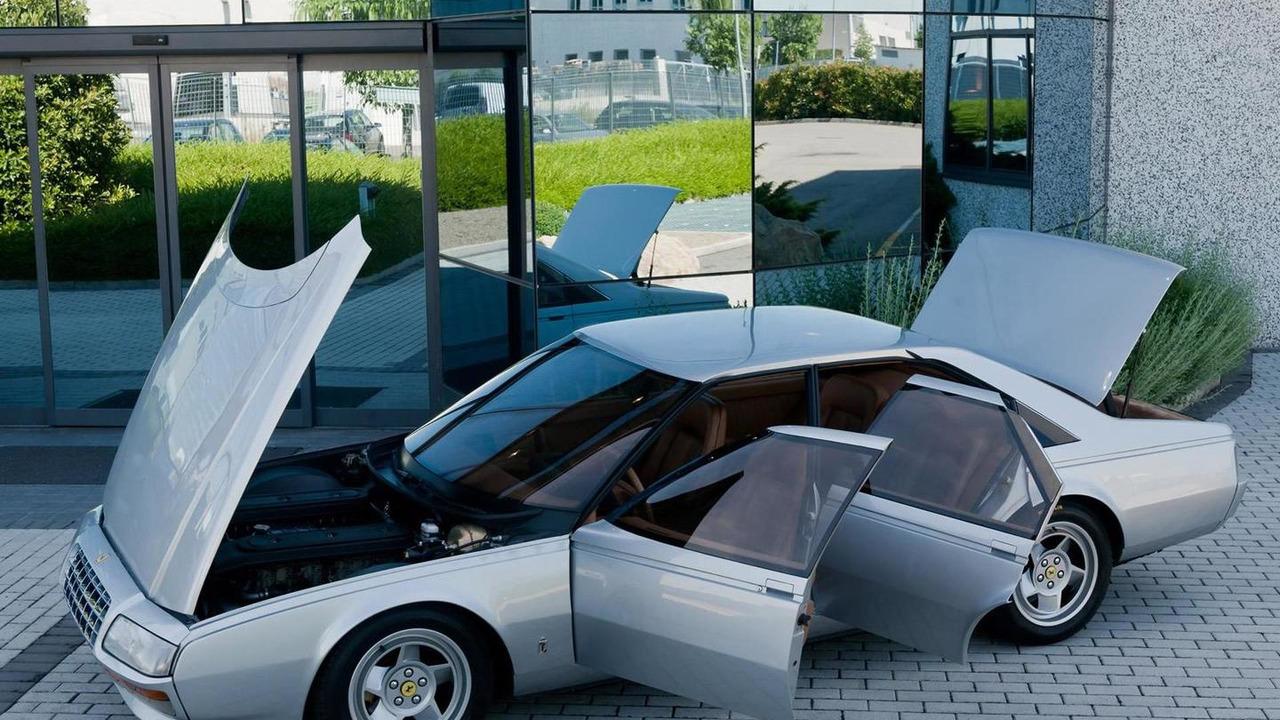 1980 Ferrari Pinin concept by Pininfarina