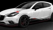 Mazda previews their SEMA lineup