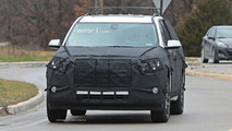 2018 Chevy CUV Spy Photos
