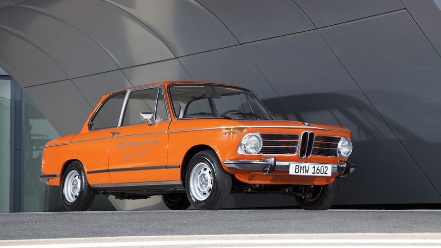 Concept We Forgot: 1972 BMW 1602e