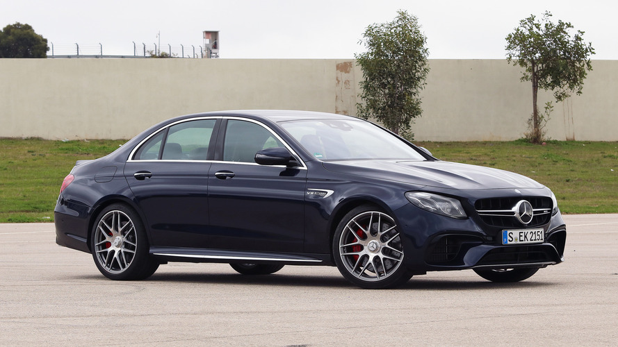 2018 Mercedes-AMG E63 First Drive: The autobahn bruiser