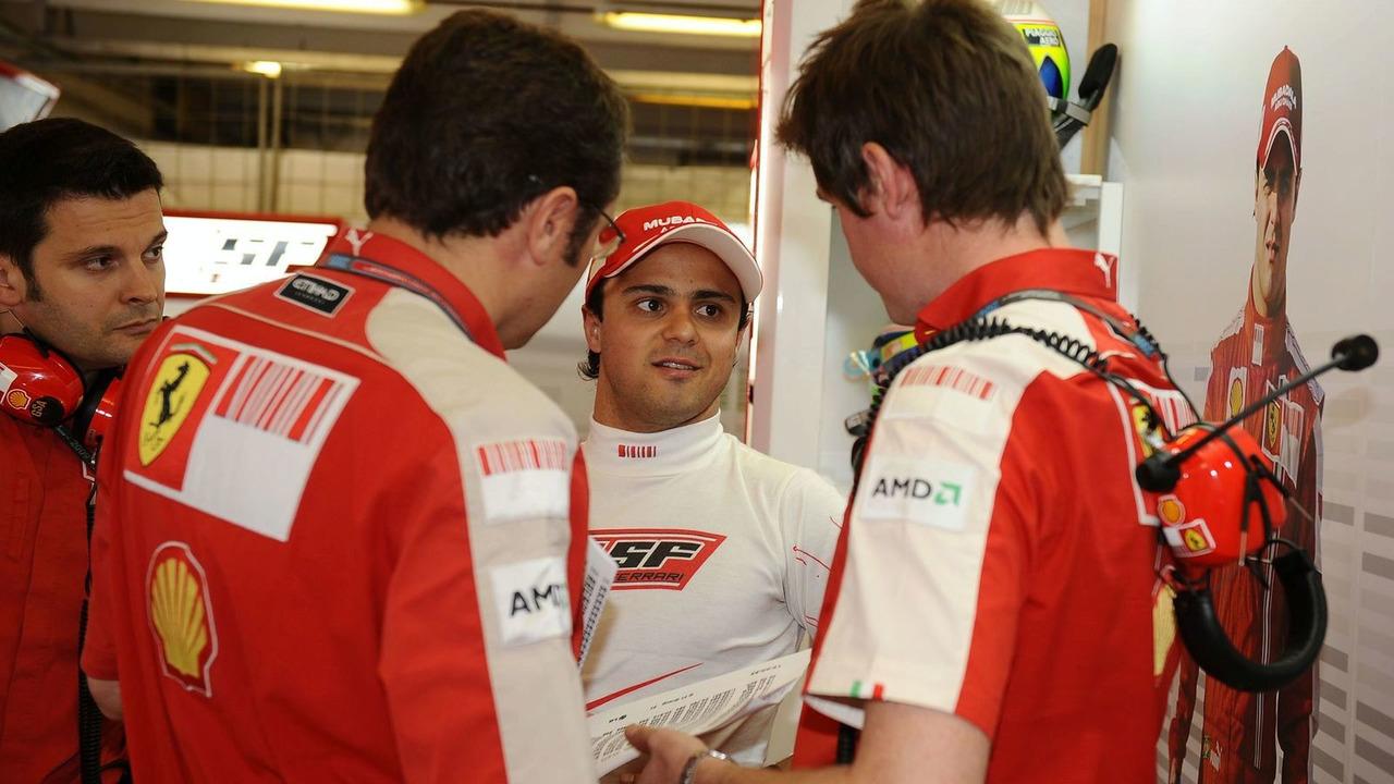 Felipe Massa, Hungarian GP 2009, qualifying