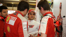 Massa head surgery 'positive' - Ferrari