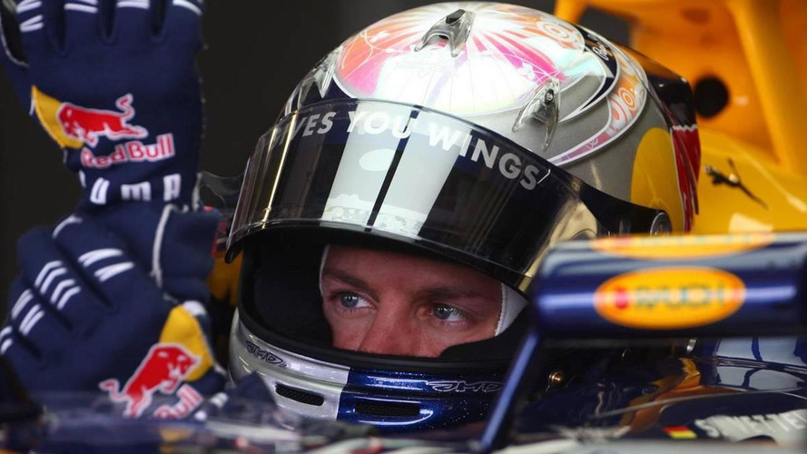 Red Bull keeps F-duct as Vettel heads final practice