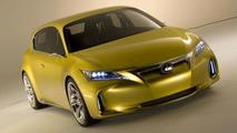 Lexus LF-Ch Compact Concept - 800