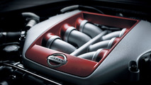 2012 Nissan GT-R facelift engine cover 18.10.2010