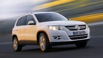 VW Tiguan Gets Front Wheel Drive Option (DE)
