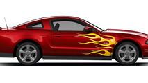 Ford offering custom graphics on Mustang and F-150