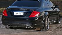 Mercedes-Benz CL 500 by Vath 29.03.2011