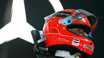 Schumacher admits F1 test ban 'paradox'