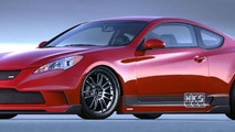 Hyundai Reveals Three Genesis Coupe Projects at SEMA 2008