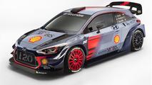 2017 Hyundai i20 WRC ready to race