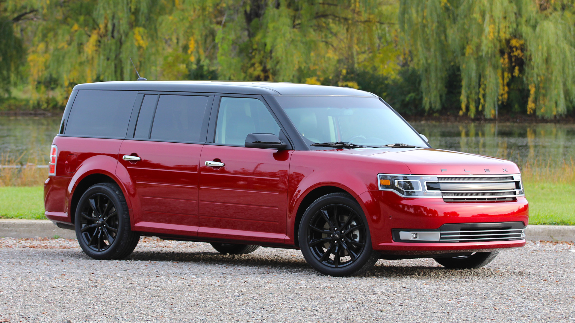 2016 ford flex review minivan for cool dads. Black Bedroom Furniture Sets. Home Design Ideas
