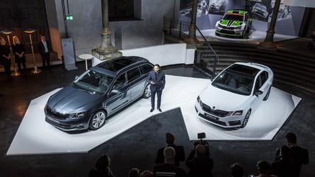 2017 Skoda Octavia facelift detailed in 100+ images, lengthy video