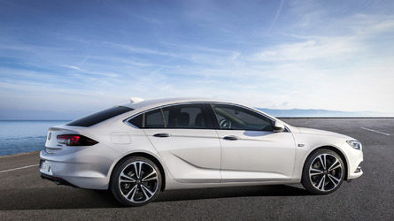 2017 Opel Insignia Grand Sport makes video debut