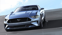 2018 Ford Mustang - official photos