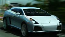 Lamborghini SUV Spy