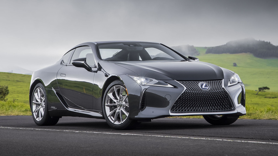 2018 Lexus LC 500h First Drive: The hotshot hybrid