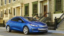 GM working on a fleet of autonomous Chevrolet Volts & a new fuel cell vehicle