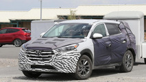 Next-gen Hyundai ix35 / Tucson spy photo