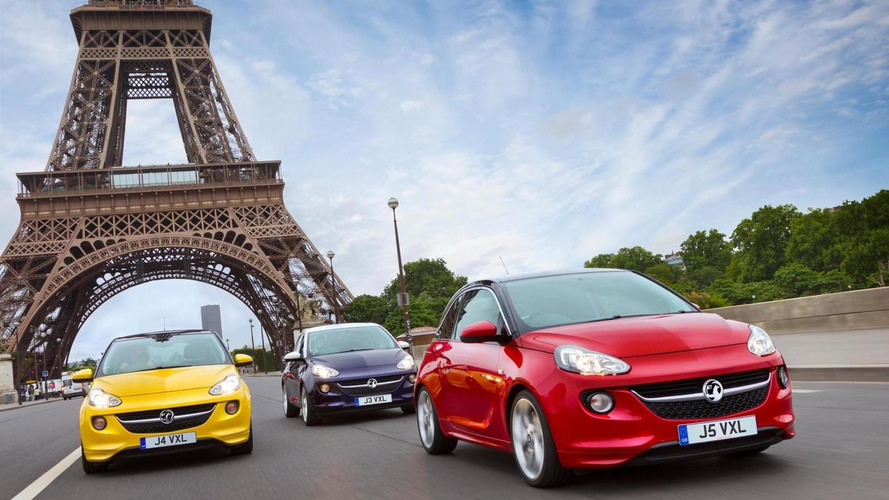 Opel Adam to spawn a convertible variant - report