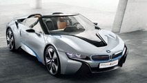 BMW i8 Spyder approved for production, coming in late 2015 - report
