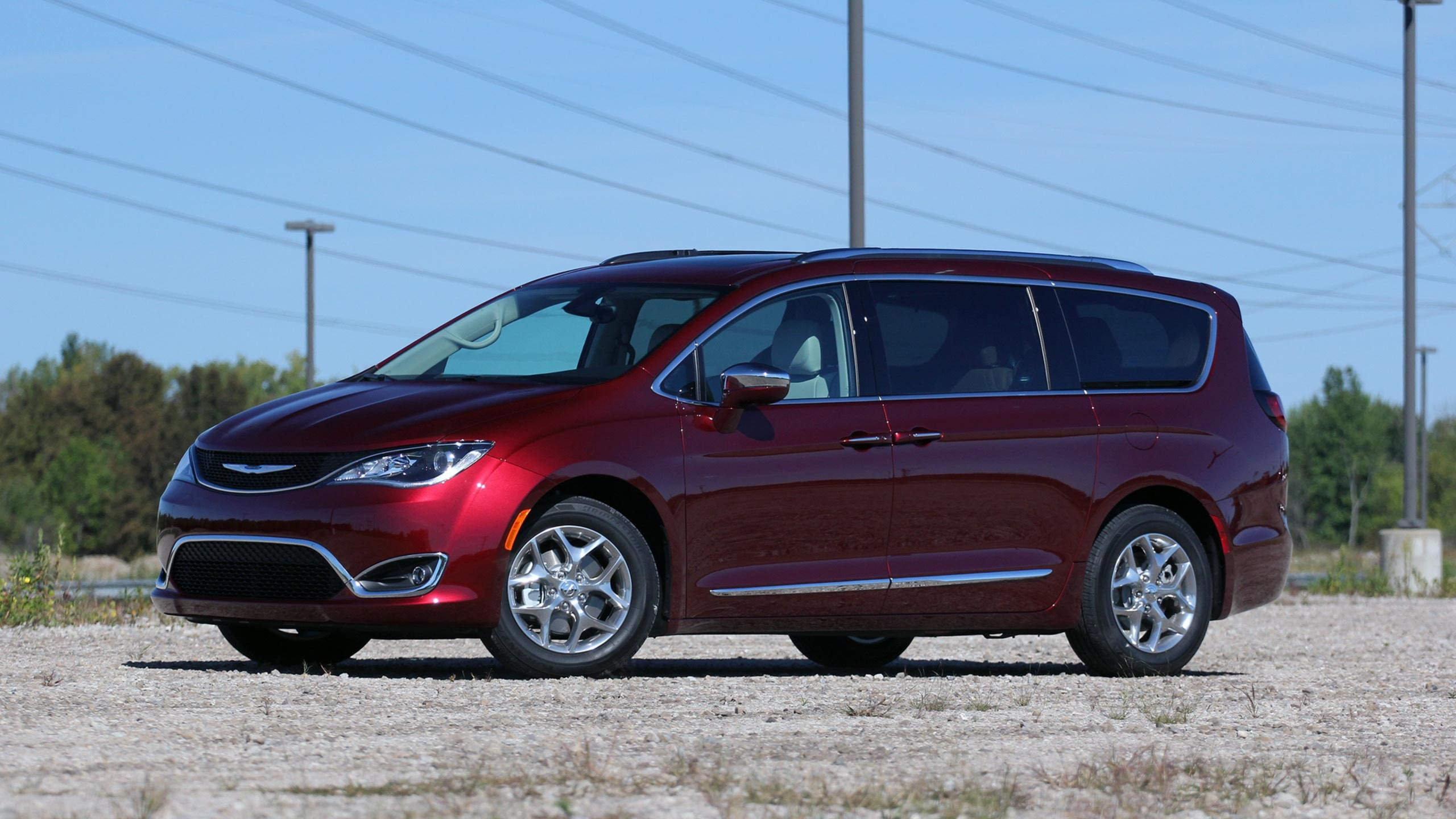 Fantastic Review 2017 Chrysler Pacifica Limited