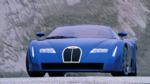 Bugatti Chiron 18.3 (1999) - Le grand bleu de la renaissance