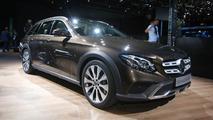 2017 Mercedes-Benz E200 All-Terrain Paris Motor Show