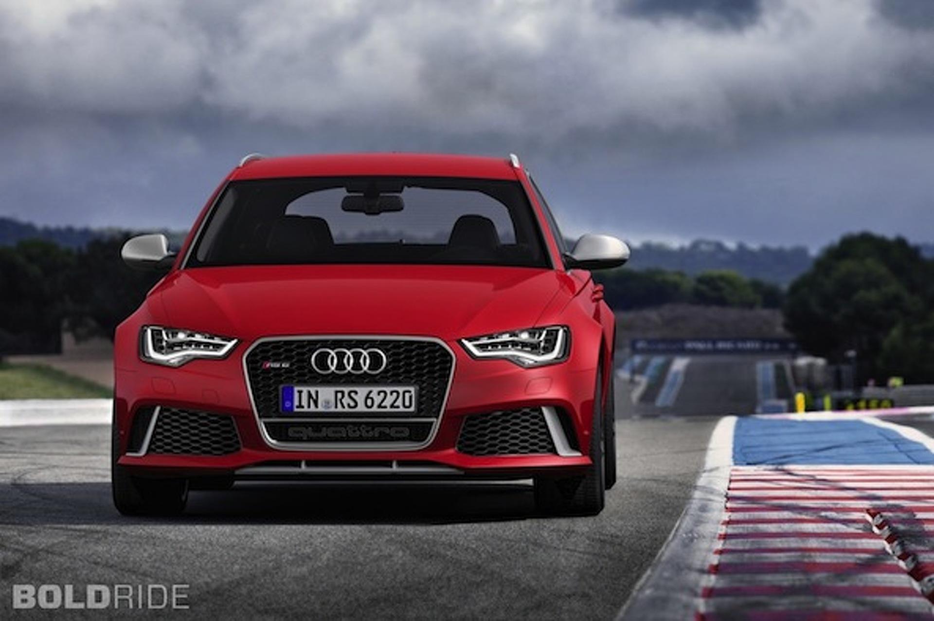 2014 Audi RS6 Avant: GIMME! GIMME! GIMME!