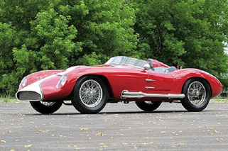The Top 5 Stunning Cars at the Mecum Car Auction in Monterey