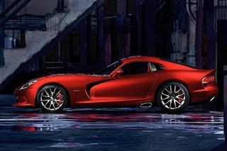 Most Popular: 2013 SRT Viper GTS