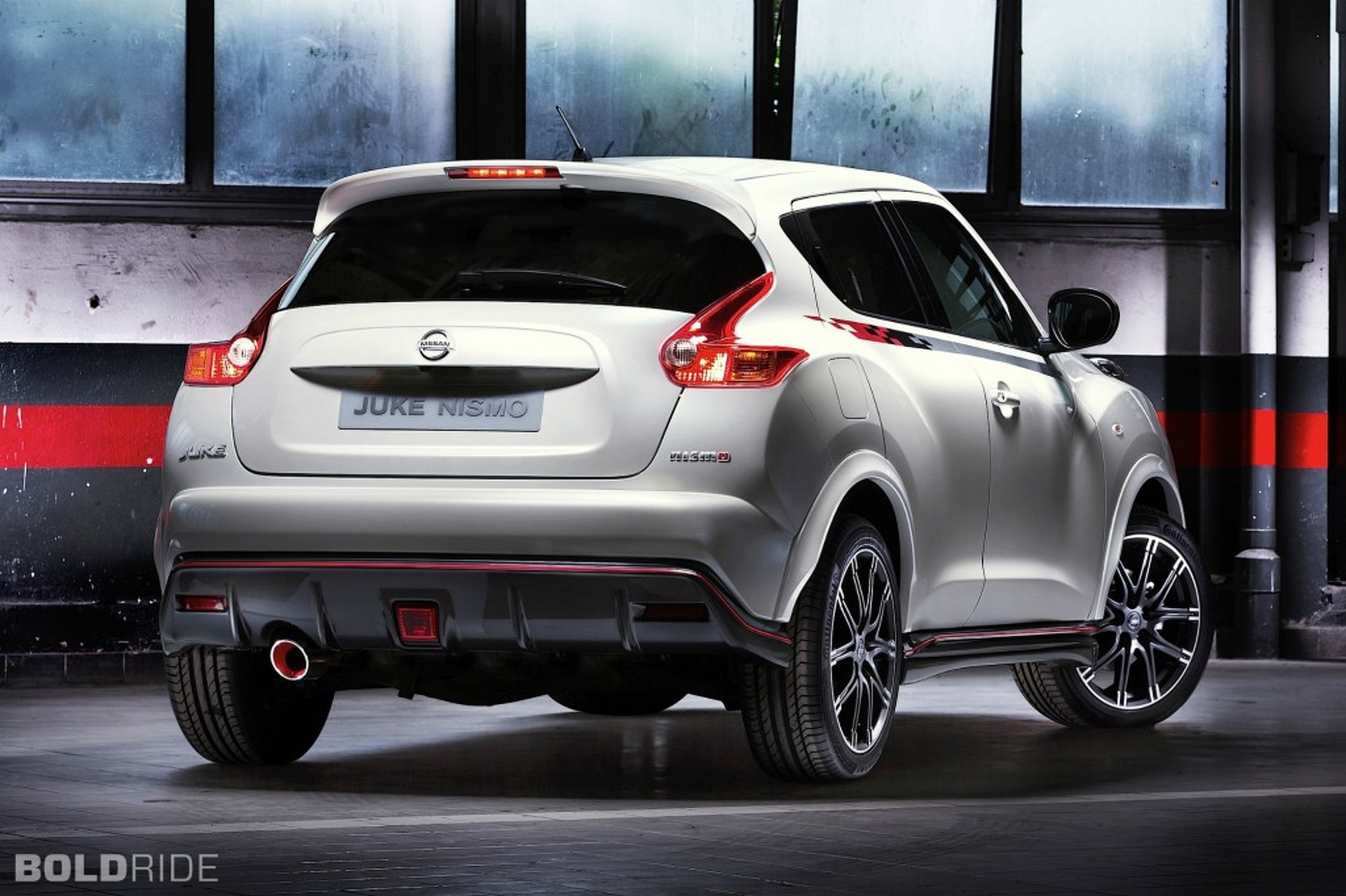 Nissan Juke Gets the Nismo Treatment