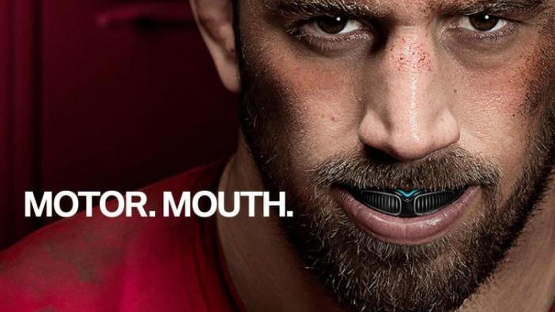 BMW mouthguard is a weird April Fools' Day joke [video]