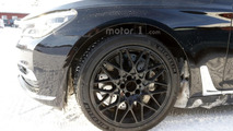 2018 BMW M7 (not confirmed) spy photo